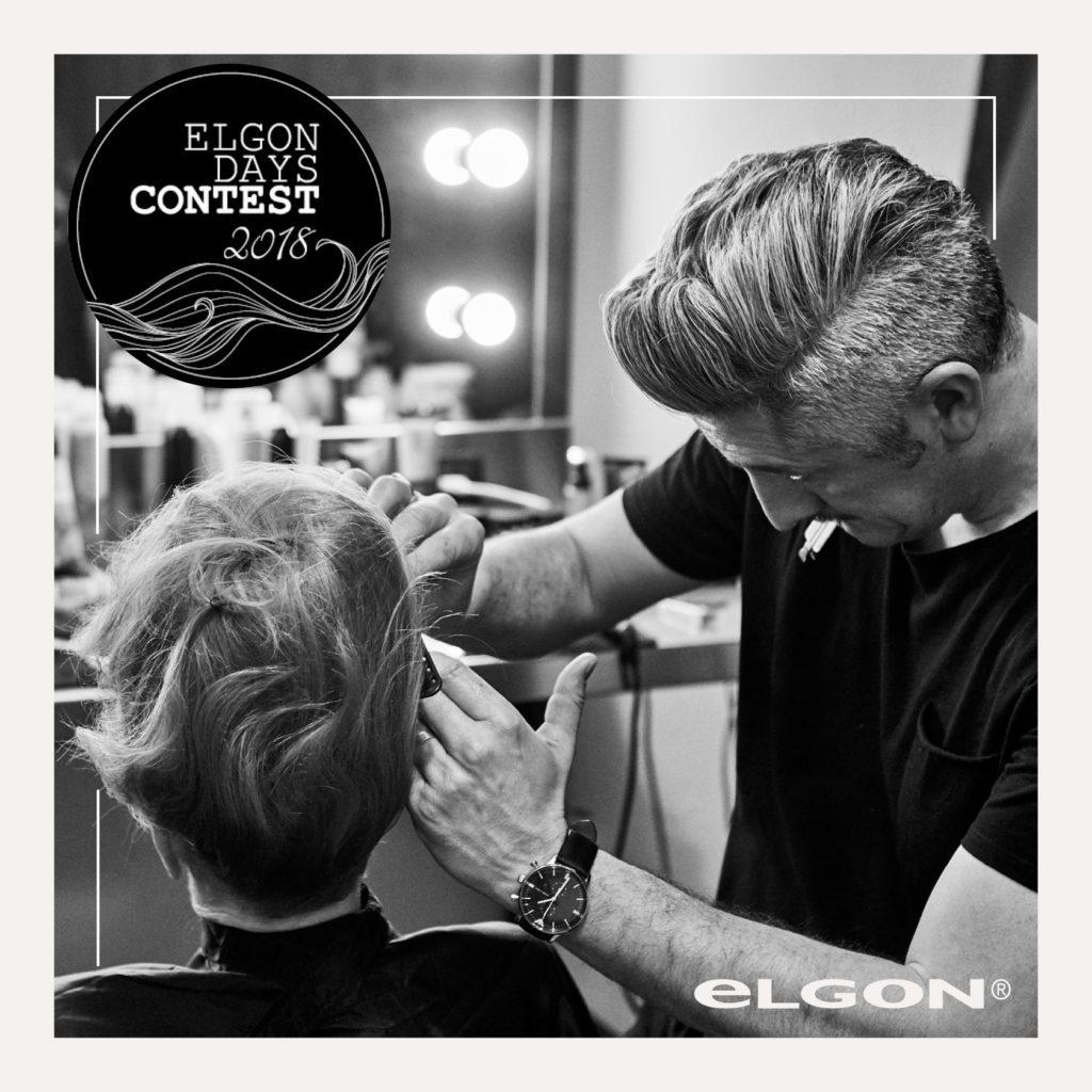 Elgon - truy tìm nhà tạo mẫu tóc đẳng cấp