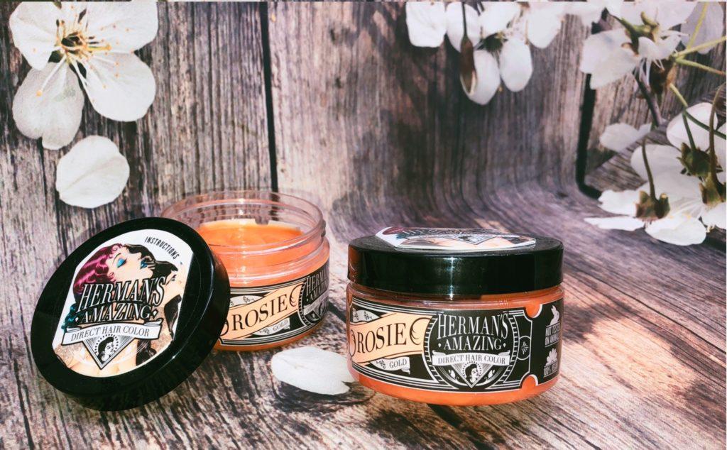 Màu nhuộm tóc Herman - Màu nhuộm tóc hữu cơ trực tiếp -3