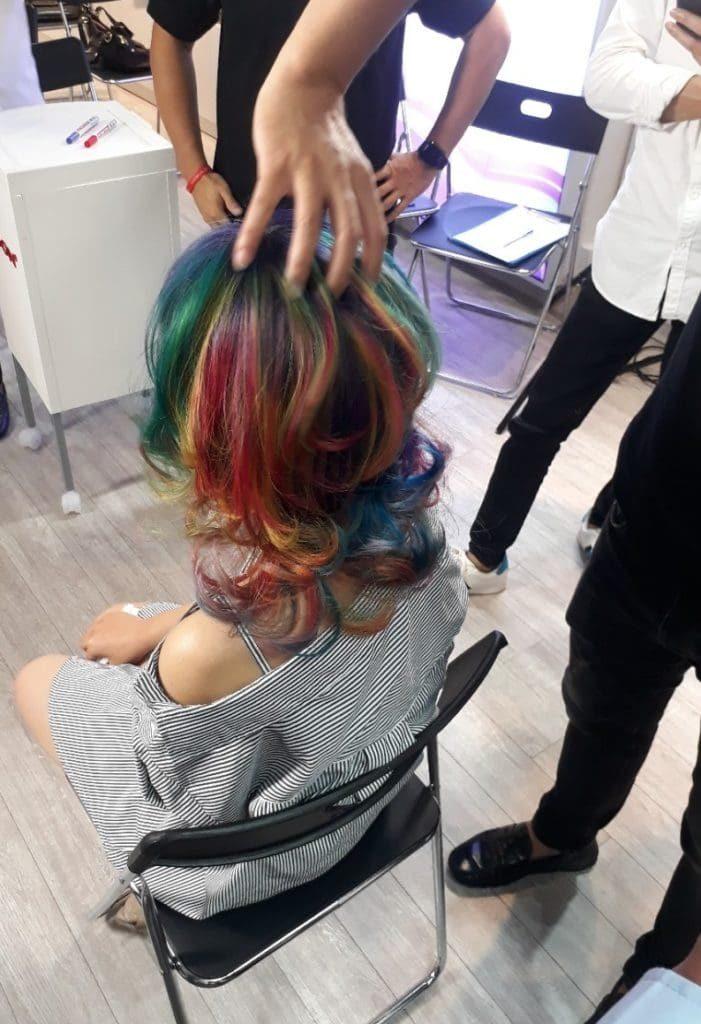 Màu nhuộm tóc Herman - Màu nhuộm tóc hữu cơ trực tiếp -7