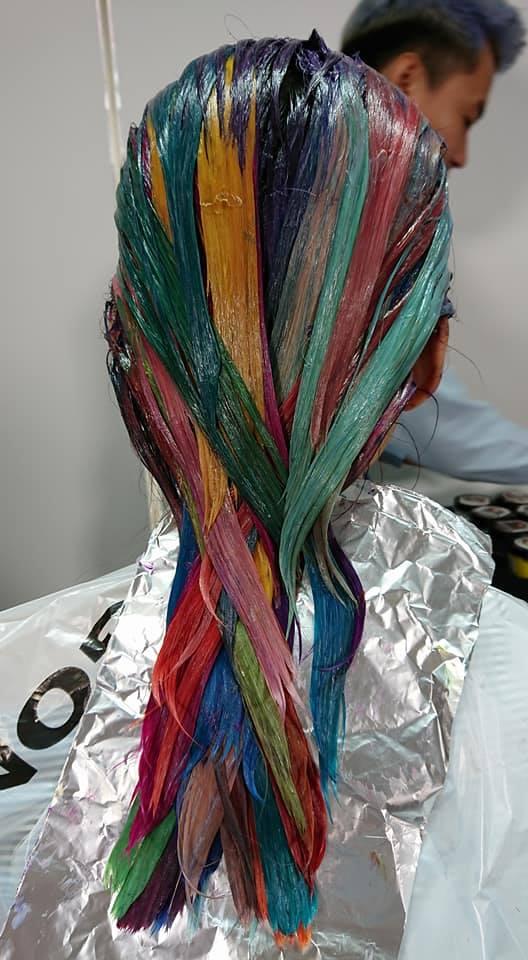 Màu nhuộm tóc Herman - Màu nhuộm tóc hữu cơ trực tiếp -2
