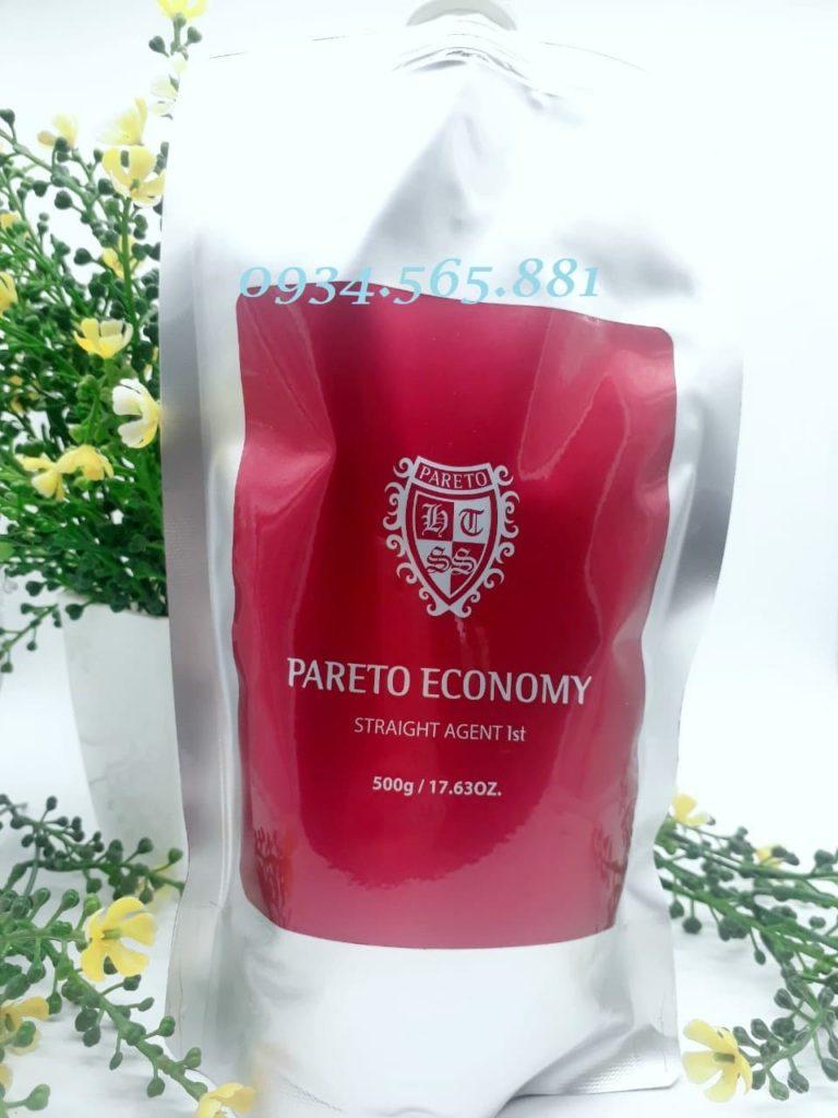 Thuốc uốn ép tóc đa năng Pareto Economy - Thuốc uốn tóc số 1