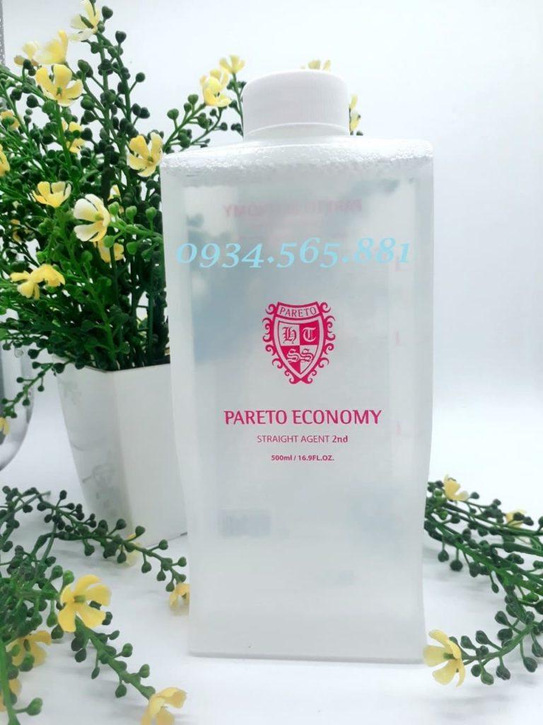 Thuốc uốn ép tóc đa năng Pareto Economy - Thuốc uốn tóc số 2