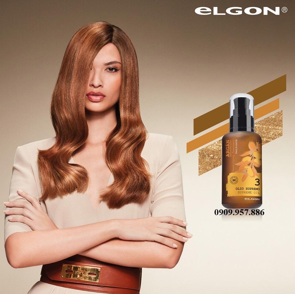 Tinh dầu dưỡng tóc Argan cao cấp -1