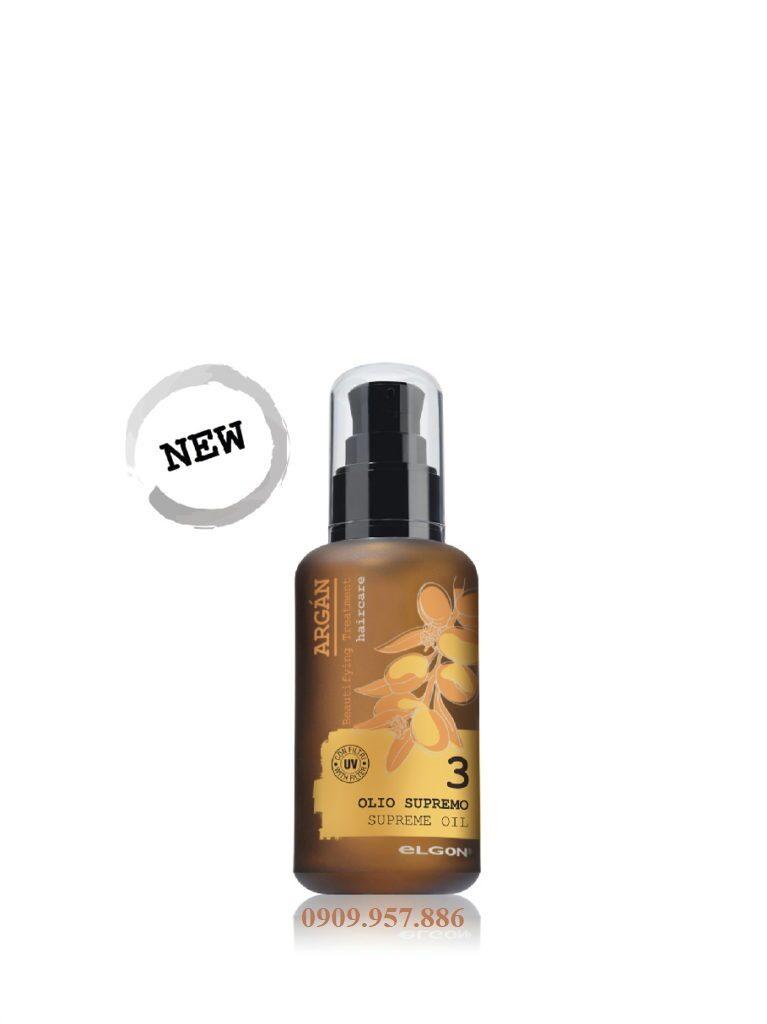 Tinh dầu dưỡng tóc Argan cao cấp