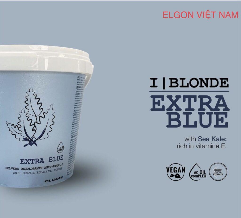 IBlonde Extra Blue - Bột Tẩy Siêu Xanh Tẩy Hiệu Rất Hiệu Quả